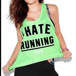 Victoria's Secret I hate running tank